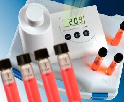 Colorimeter Spectroquant Picco: Wasserparameter