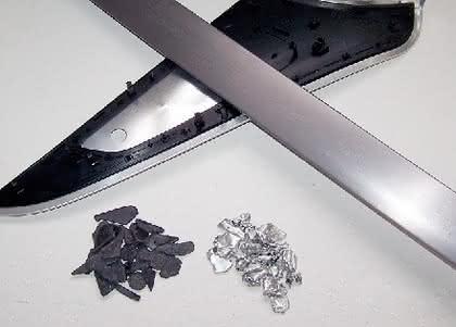 Aufbereitung Verbundwerkstoffe: Verbundwerkstoffe  recyceln