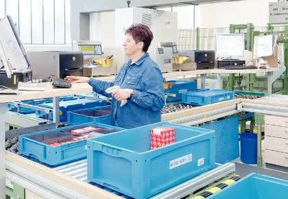 Kunststoffbehältersortiment: Kisten komplett