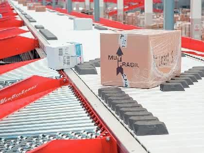 Material handling: Neues Outfit für Materialfluss