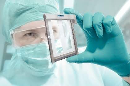 Special Medizintechnik: Tor lässt nichts rein