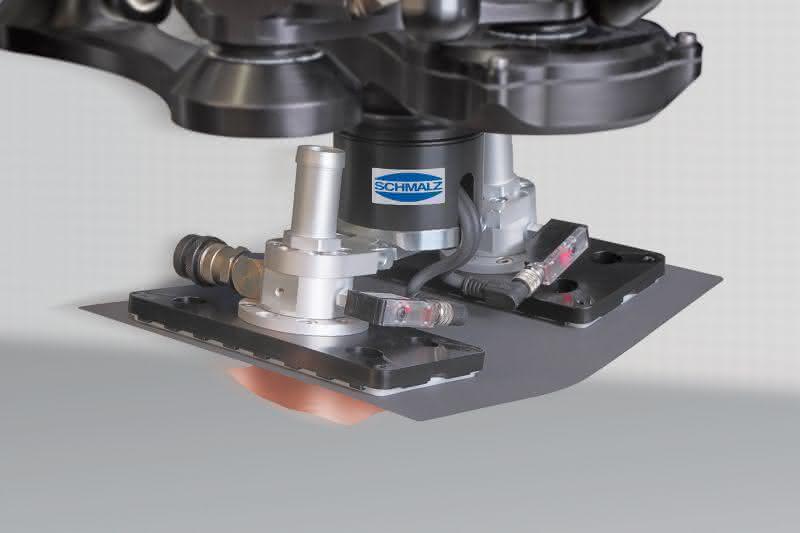 Montagetechnik: Kraftzwerge im Vakuum