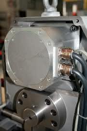 Servomotor: Für begrenzten Einbauraum