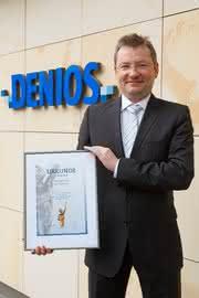 News: Großer Preis des Mittelstandes: DENIOS AG nominiert