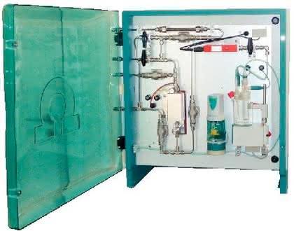 Gasanalyzer ProcessLab: Gasanalyzer