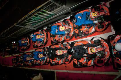 Veranstaltungen: Rasante Runden Hoppenstedt Kartevent 2011 mit Spaß und Spannung