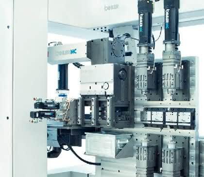 Montagetechnik: Anpassungsfähige Maschine