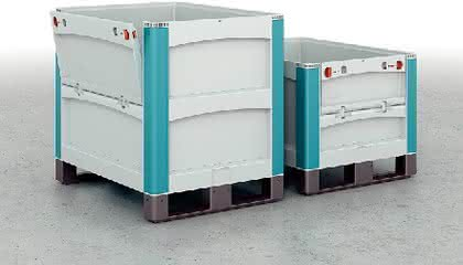 Material handling: Leichte Logistik