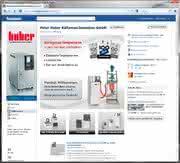 News: Huber Kältemaschinenbau jetzt auf Facebook