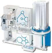 Mikrotiterplatten-Lagersystem CyBio (R)-QuadStack: Stackersystem für 232 Mikroplatten