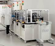 Produktionsplattform sciFlexarrayer S100: Produktionsplattform zur Arrayherstellung