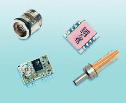 Drucksensoren: Temperaturgeeicht