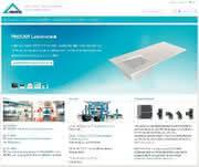 Labortechnik: Relaunch bei FRIATEC