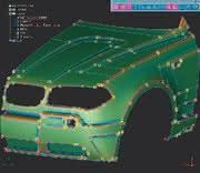 CAD-Flächenkonstruktion: Neue Module