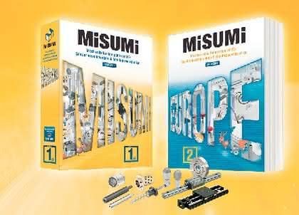 Kataloganzeige: Katalog: Misumi Europa GmbH