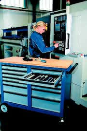 Montagetechnik: Rollende Werkbank
