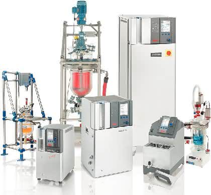 Temperiertechnik: Neue Fallstudien zur  Temperierung von Reaktorsystemen