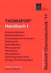 Handbuch THOMAPOR-I: Handbuch THOMAPOR®-I