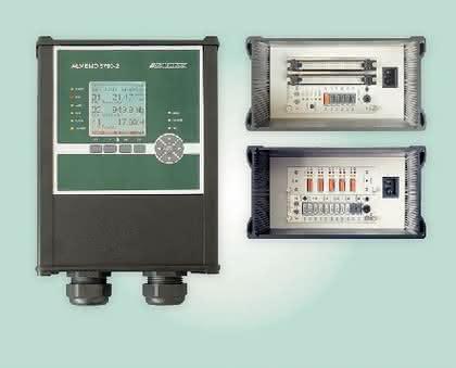 Messwerterfassungsanlagen ALMEMO: Messwerte erfassen  in rauer Industrieumgebung