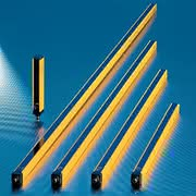 Sicherheits-Lichtvorhänge und -Lichtgitter: Montagefreundliche Lichtvorhänge