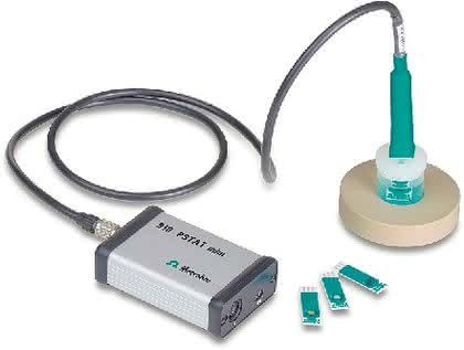 Potentiostat 910 PSTAT mini: Potentiostat für Ausbildung und R&D