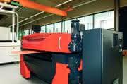 Getriebemotoren, Walzenauftragsmaschinen: Flüssigkeiten präzise walzen