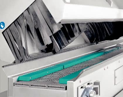 Teilereinigungsanlage: Sicherer Prozess