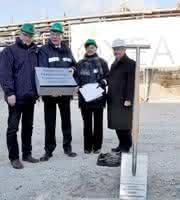 News: Grundsteinlegung für neue Oxea-Carbonsäurenanlage in Oberhausen