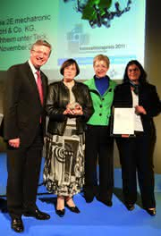 Märkte + Unternehmen: Oppermann Regelgeräte: Preisträger beim Innovationspreis 2011