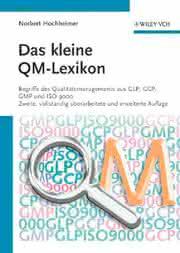 Analyseninstrumente: Das kleine QM-Lexikon