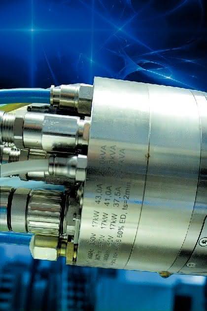 Antriebsverstärker: Cooler Motor