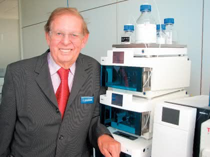 Instrumentelle Analytik: Wegbereiter moderner  Chromatographiesysteme