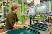 Bauteilentwicklung, MES: System mit Durchblick