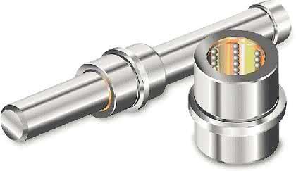 Kugelumlaufbuchsen: Kugelumlaufbuchsen  für Auswerfer und andere Anwendungen