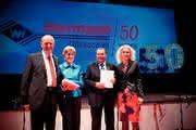 Jubiläum: 50 Jahre Maschinenbau