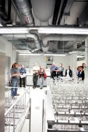 Labortechnik: Blick in die Zukunft  des Laborbaus