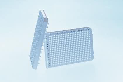 Weiße PCR-Mikroplatten: Für die Real-Time-PCR