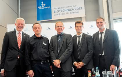 Life Sciences Innovations: BIOTECHNICA 2011