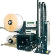 Etikettiersystem Legi-Air 4050 E: Kleinteile bedrucken