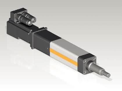 Elektrozylinder: Das Kraftpaket