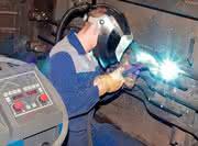 Bahntechnische Komponenten, Lichtbogen-Schweißverfahren: Bogen mit sonorem Ton