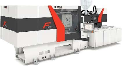 F160-Serie: Vollelektrische und  eine Monosandwich-Spritzgießmaschine