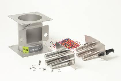 Extractor: Metall-Separator  mit mehr Leistung