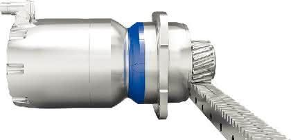 Motor-Getriebe-Einheit RPM Plus: Leistung auf Linie