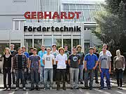News: Gebhardt kümmert sich um den Nachwuchs