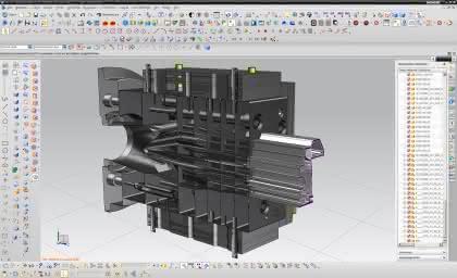 Software: Das richtige Profil im Werkzeugbau