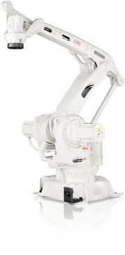 Palettierroboter: Palette im Fokus