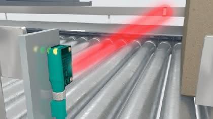 Lichtschranken: Optische Spitze