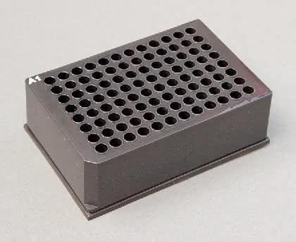 Schwarze Mikrotiterplatten: Schutz für  lichtempfindliche Proben