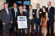 """Märkte + Unternehmen: Schmalz gewinnt ersten Preis für die """"Beste Montage-Idee 2011"""""""
